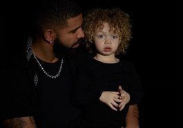 Drake Shares First Pictures of His Son, Adonis