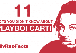 Playboi Carti facts