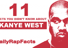 11 facts you didn't know about Kanye West