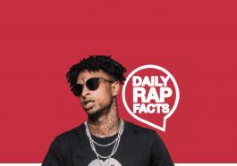 "21 Savage self-produced his hit song ""Bank Account"""