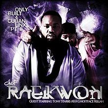 Only Built 4 Cuban Linx Pt. II - Raekwon cover art