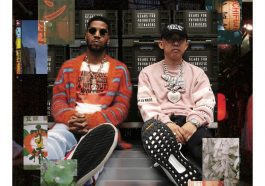Kid Cudi and Nigo for Complex