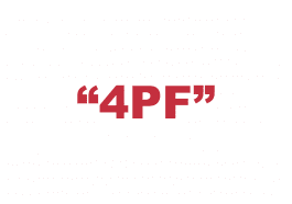 """What does """"4PF"""" mean?"""