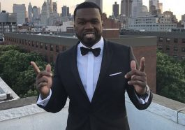 50 Cent has a new Series Coming to STARZ