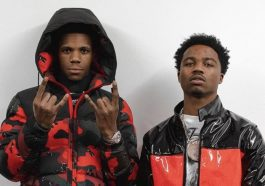 "Roddy Ricch and A Boogie wit da Hodie Release ""Tip Toe"" Single"