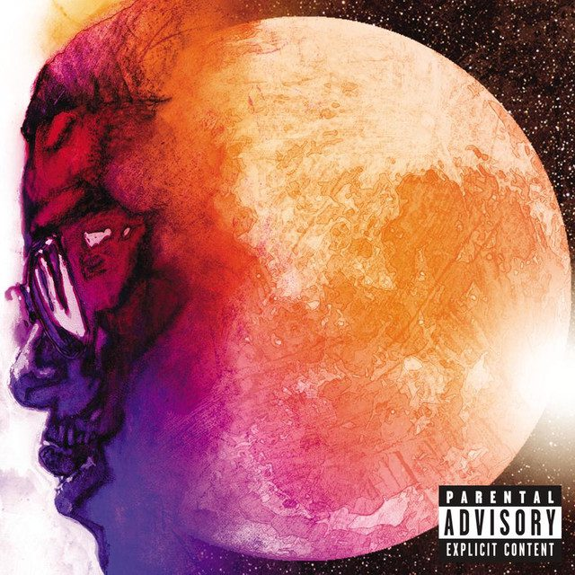 Man on the Moon: The End of Day - Kid Cudi cover art