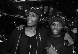 ASAP Rocky Learned to Make Beats From SpaceGhostPurrp and ASAP Ty Beats
