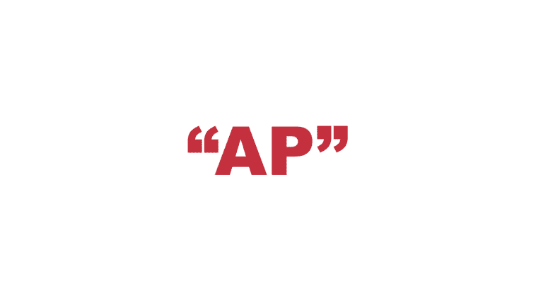 "What does an ""AP"" mean in rap?"