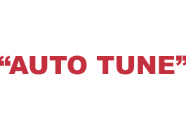 "What does ""Auto Tune"" mean?"