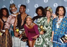 Arrested Development were the first rappers to win a Grammy in a Non-Rap category