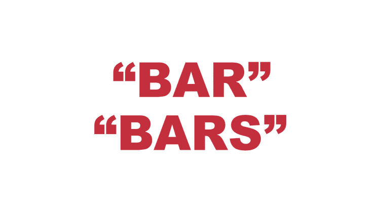 """What does a """"bar"""" or """"bars"""" mean in rap?"""