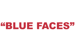 """What does """"Blue Faces"""" mean?"""