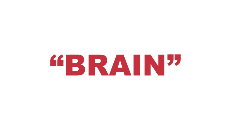 "What does ""Brain"" mean in rap?"