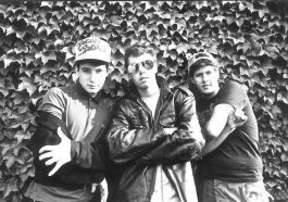 """The Beastie Boys originally wanted their album """"Licensed to Ill"""" to be titled """"Don't Be a Faggot"""""""