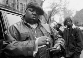 The Notorious B.I.G.'s first rap name was M.C Quest