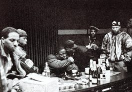 "Pete Rock made ""In The Flesh"" with The Notorious B.I.G in the room"
