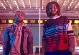 "J. Cole directed the music video for Royce Da 5'9's ""Boblo Boat"""