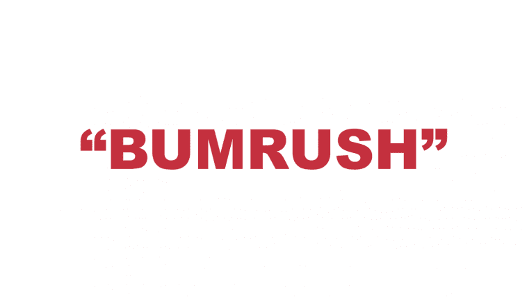"""What does """"Bumrush"""" mean?"""