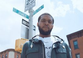 CJ Wallace Brooklyn Street Corner