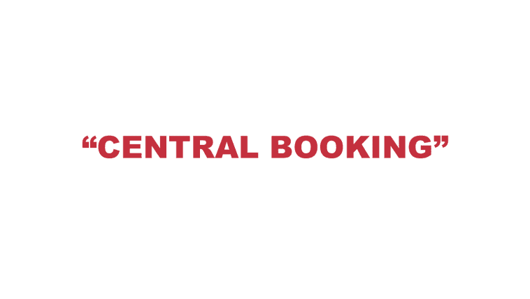 """What does """"Central booking"""" mean?"""