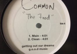 """The Food"" by Common and Kanye from the classic album Be was recorded live on the Dave Chapelle Show"