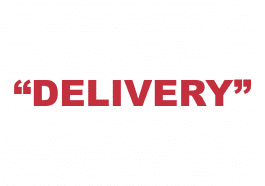 "What does ""Delivery"" mean?"