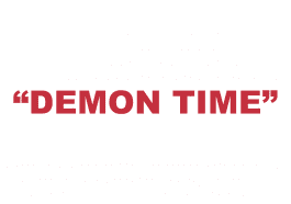 """What does """"Demon Time"""" mean?"""