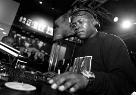 DJ Grand Wizard Theodore was the first DJ to scratch, back spin and needle drop
