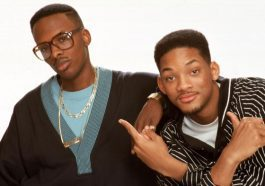 DJ Jazzy Jeff & The Fresh Prince were the first rappers to win a Grammy