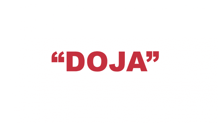 "What does ""Doja"" mean?"