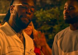 Dave and Burna Boy location music video