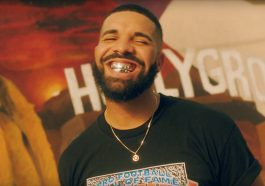 Drake with grills