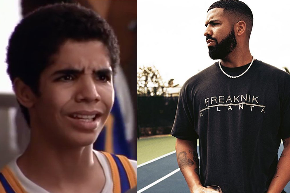 Drake was a cast member on the TV show Degrassi: The Next Generation