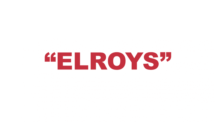 "What does ""Elroys"" mean?"