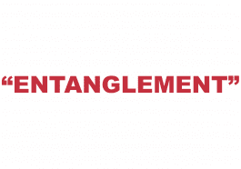"What does ""Entanglement"" mean?"