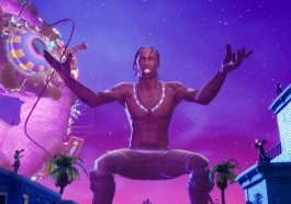 Travis Scott Announces a Creative Partnership With PlayStation