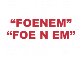 "What does ""Foenem"" or ""Foe N Em"" mean?"