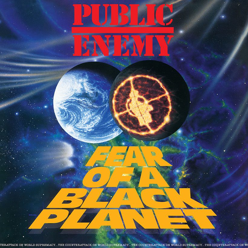 """Public Enemy's """"Fear of a Black Planet"""" was the first hip-hop album to be enshrined in the National Recording Registry"""