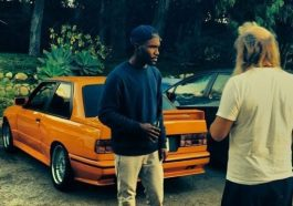 Frank Ocean named 'Nostalgia, Ultra' 5 Minutes before finishing the masters