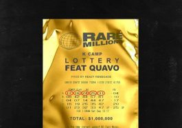 "K CAMP Releases ""Lottery(Renegade)"" Remix With Quavo"