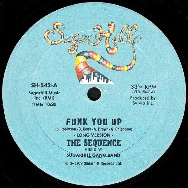 The Sequence - Funk You Up