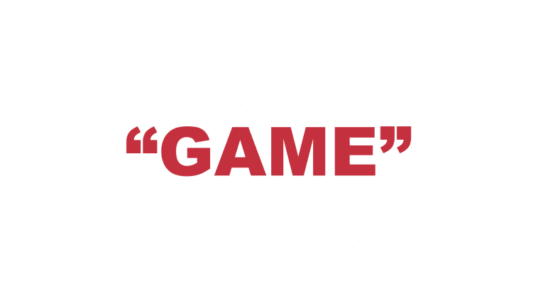 """What does """"Game"""" mean?"""