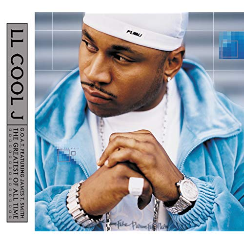 "LL Cool J coined the term ""GOAT"" (Greatest Of All Time)"