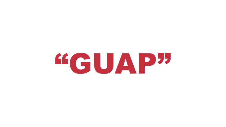 "What does ""Guap"" mean?"
