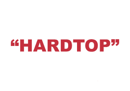 "What does ""Hardtop"" mean?"
