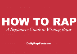 A Beginners Guide to Writing Raps