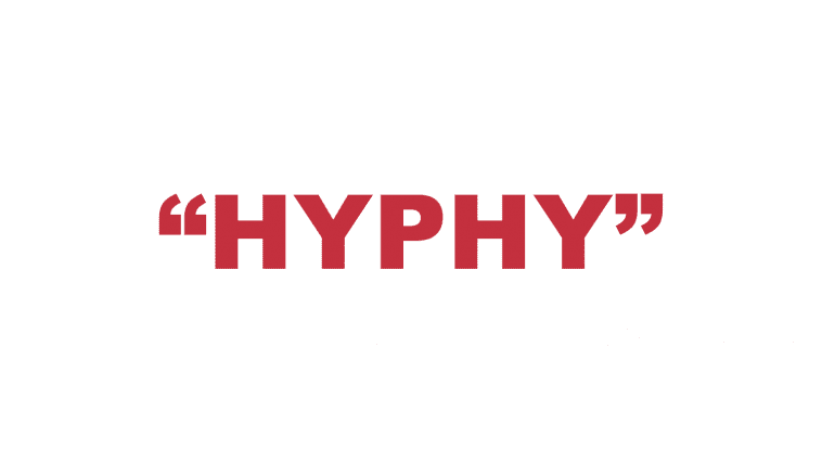 "What does ""Hyphy"" mean?"