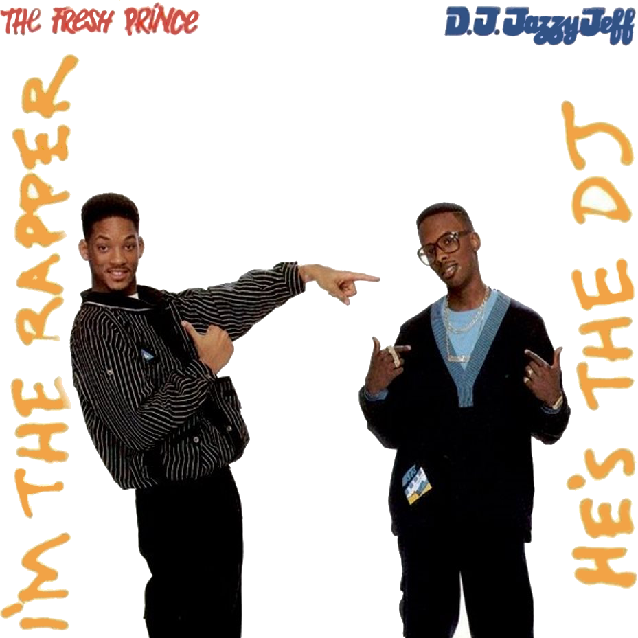 "DJ Jazzy Jeff & The Fresh Prince, ""He's the DJ, I'm the Rapper"" was the first hip-hop double album"