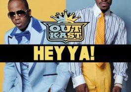 """Hey Ya"" by OutKast was the first song in iTunes' history to reach one million downloads"