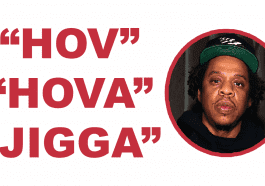 Why does Jay-Z call himself Hova & Jigga?